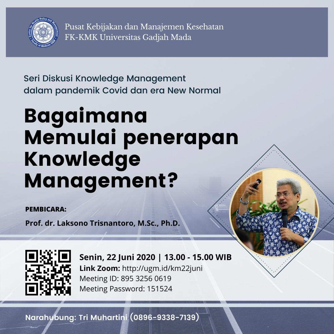 Bagaimana Memulai Penerapan Knowledge Management di Lembaga Anda?